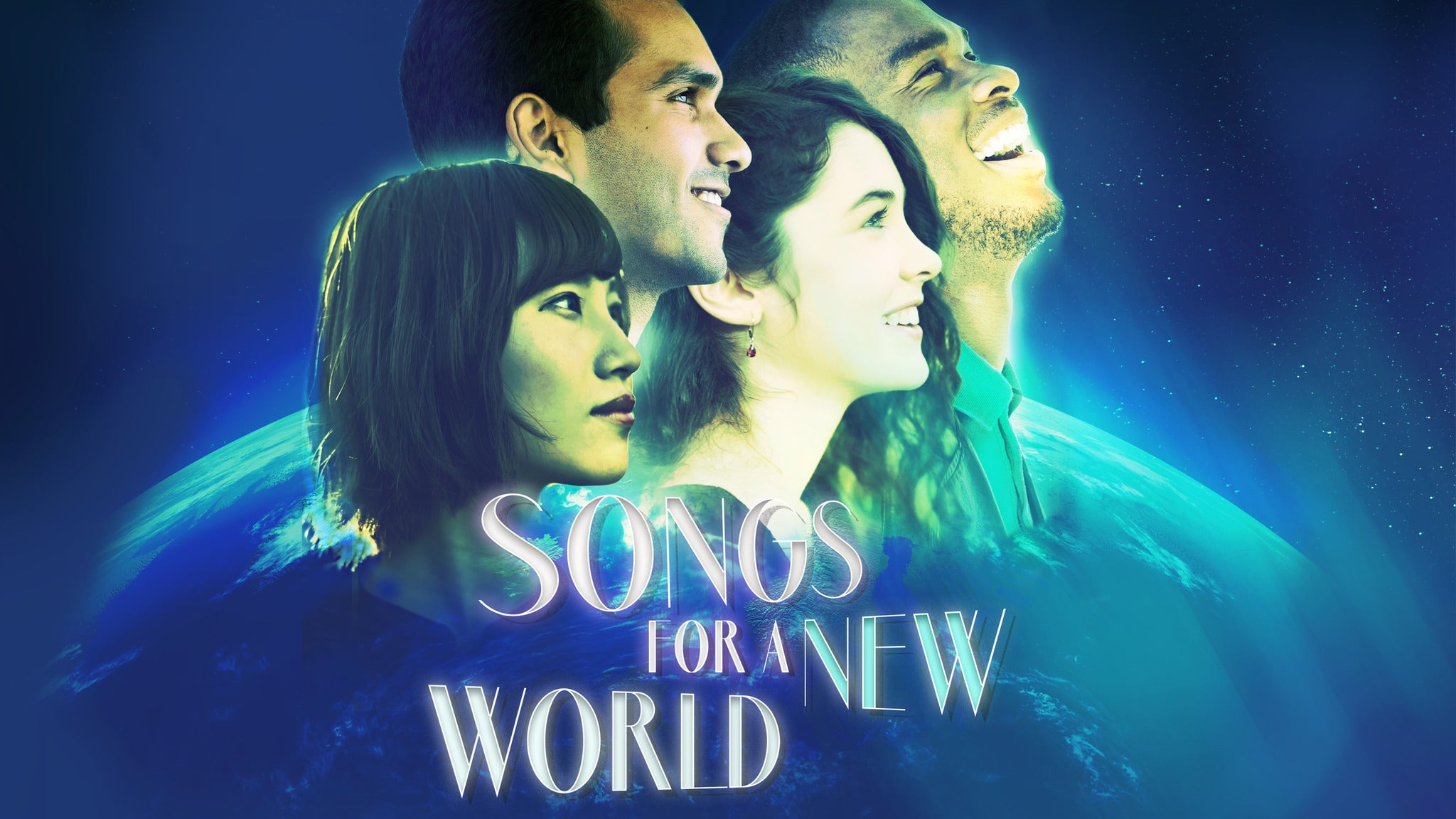 NC Theatre Presents Songs for a New World