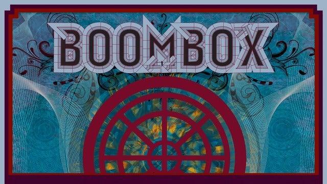 Boombox // Louisville