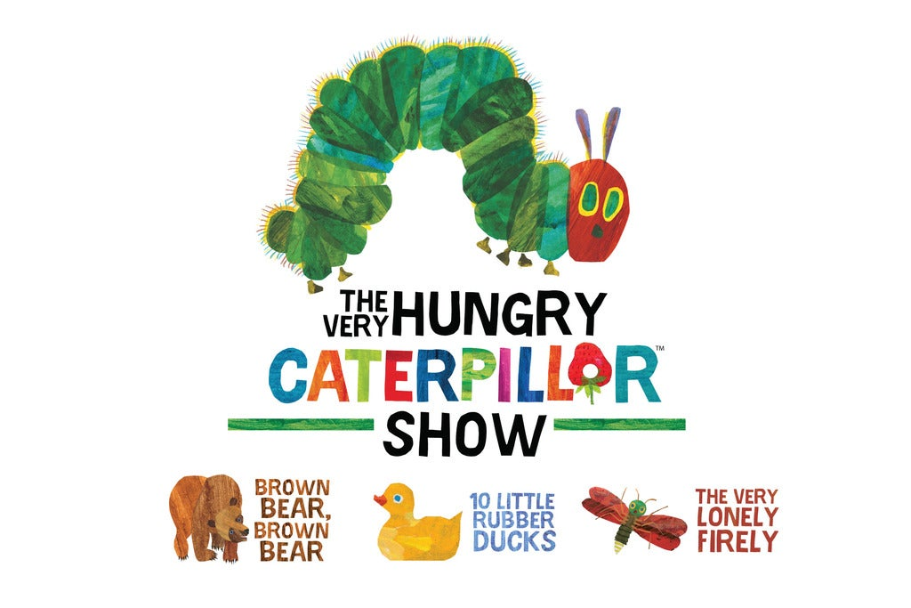 The Very Hungry Caterpillar Show | New York, NY | DR2 | October 12, 2017