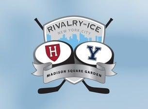 Rivalry On Ice: Yale v Harvard