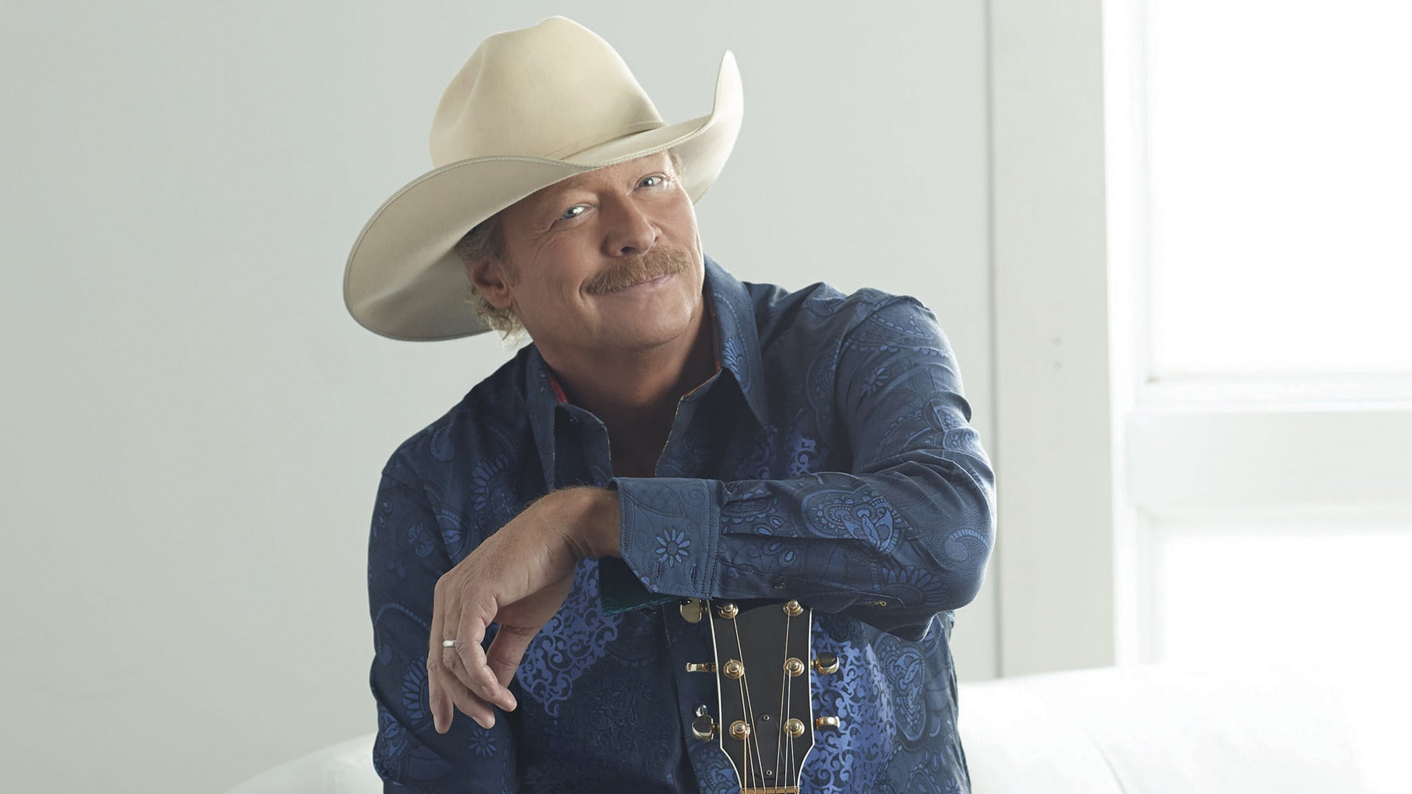 Alan Jackson at Pepsi Center