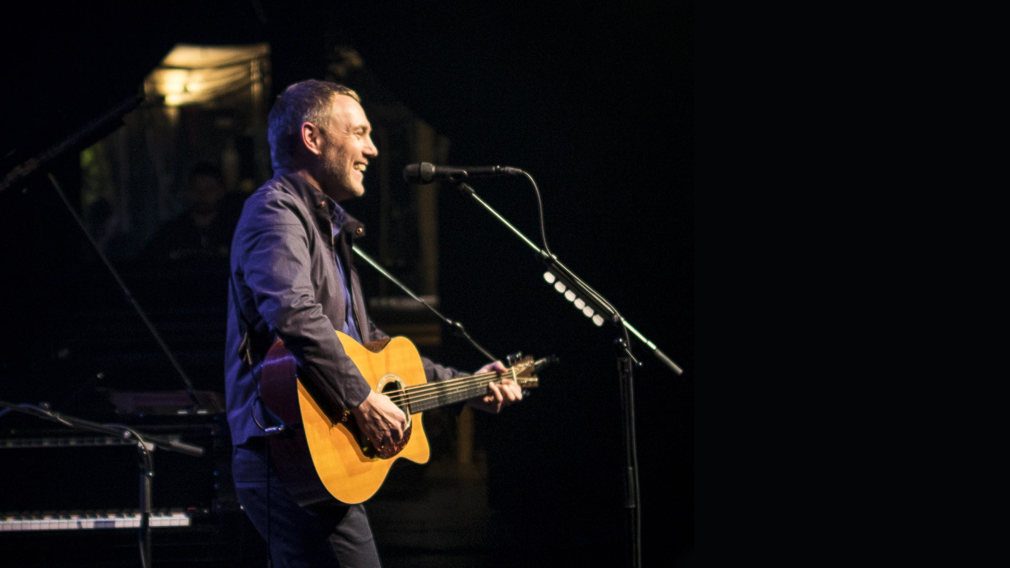 David Gray at HOYT SHERMAN PLACE