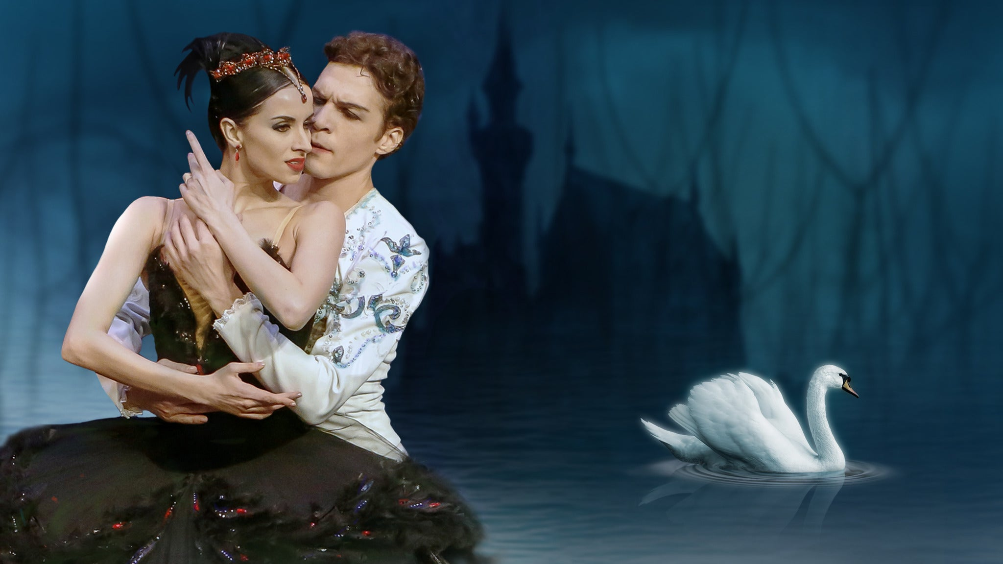 Russian National Ballet w/ Swan Lake at Community Theatre-NJ - Morristown, NJ 07960