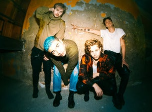 5 Seconds of Summer, 2021-04-20, Brussels