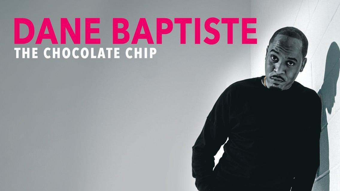 Dane Baptiste Event Title Pic