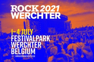 Rock Werchter - Food and drink coupons
