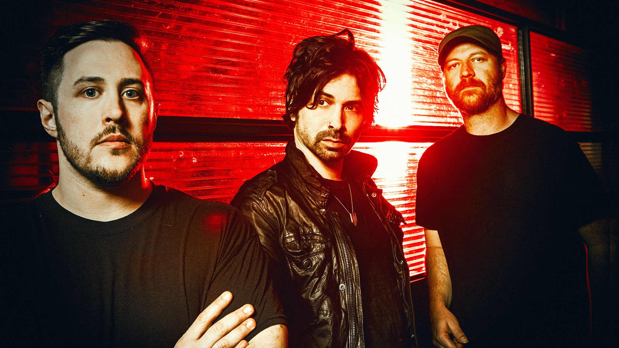 CKY w/ Slaves at Asbury Lanes