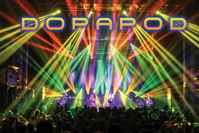 Dopapod *3 night run* at Woodlands Tavern (night 1 - 10/28)