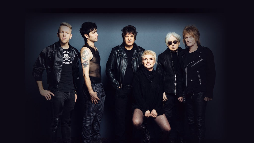Blondie with special guest Garbage - Against The Odds Motorpoint Arena Cardiff Seating Plan