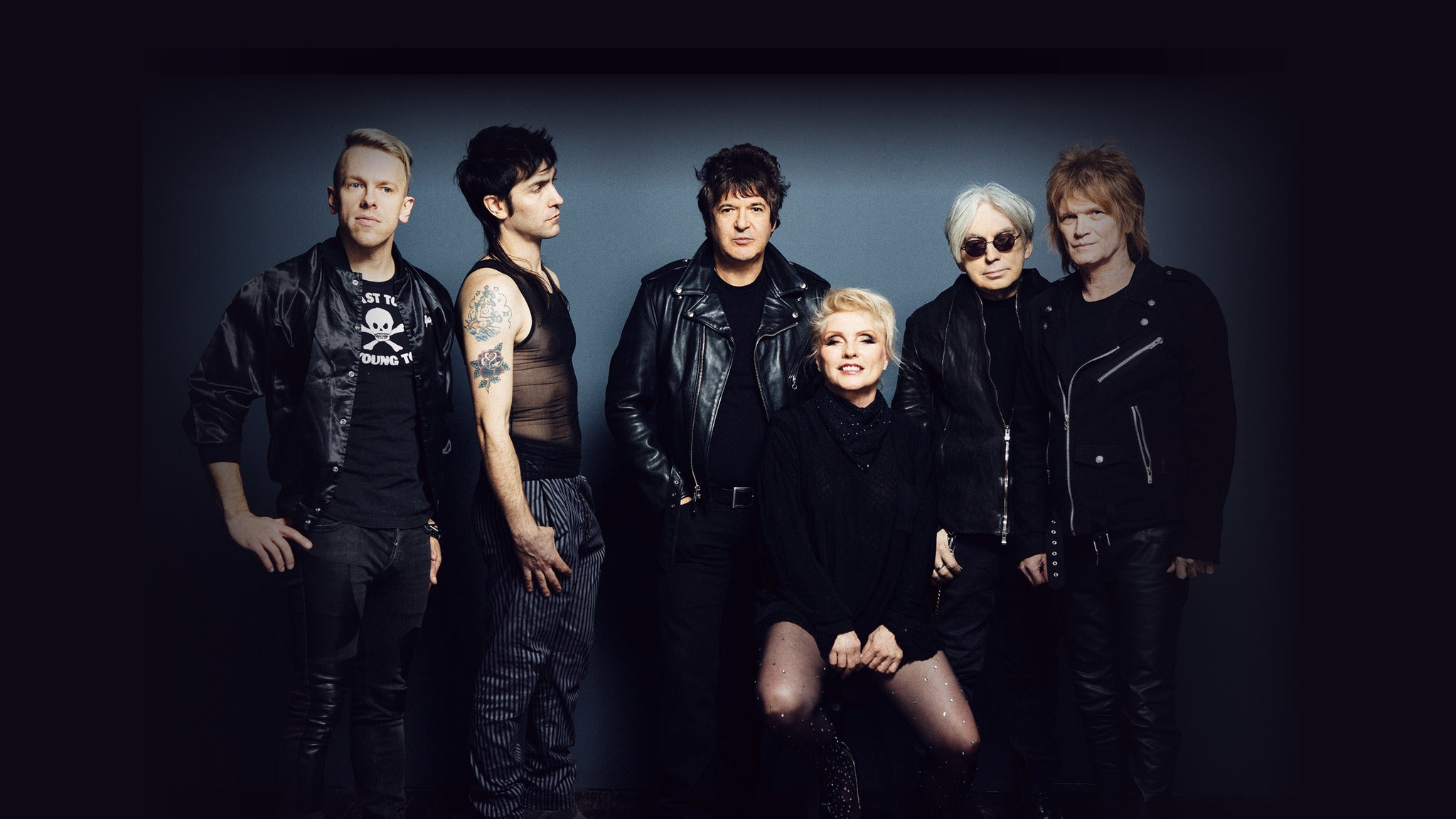 Blondie with special guest Garbage - Against The Odds tickets (Copyright © Ticketmaster)