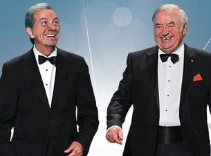 Des Oconnor Jimmy Tarbuck Live tickets (Copyright © Ticketmaster)