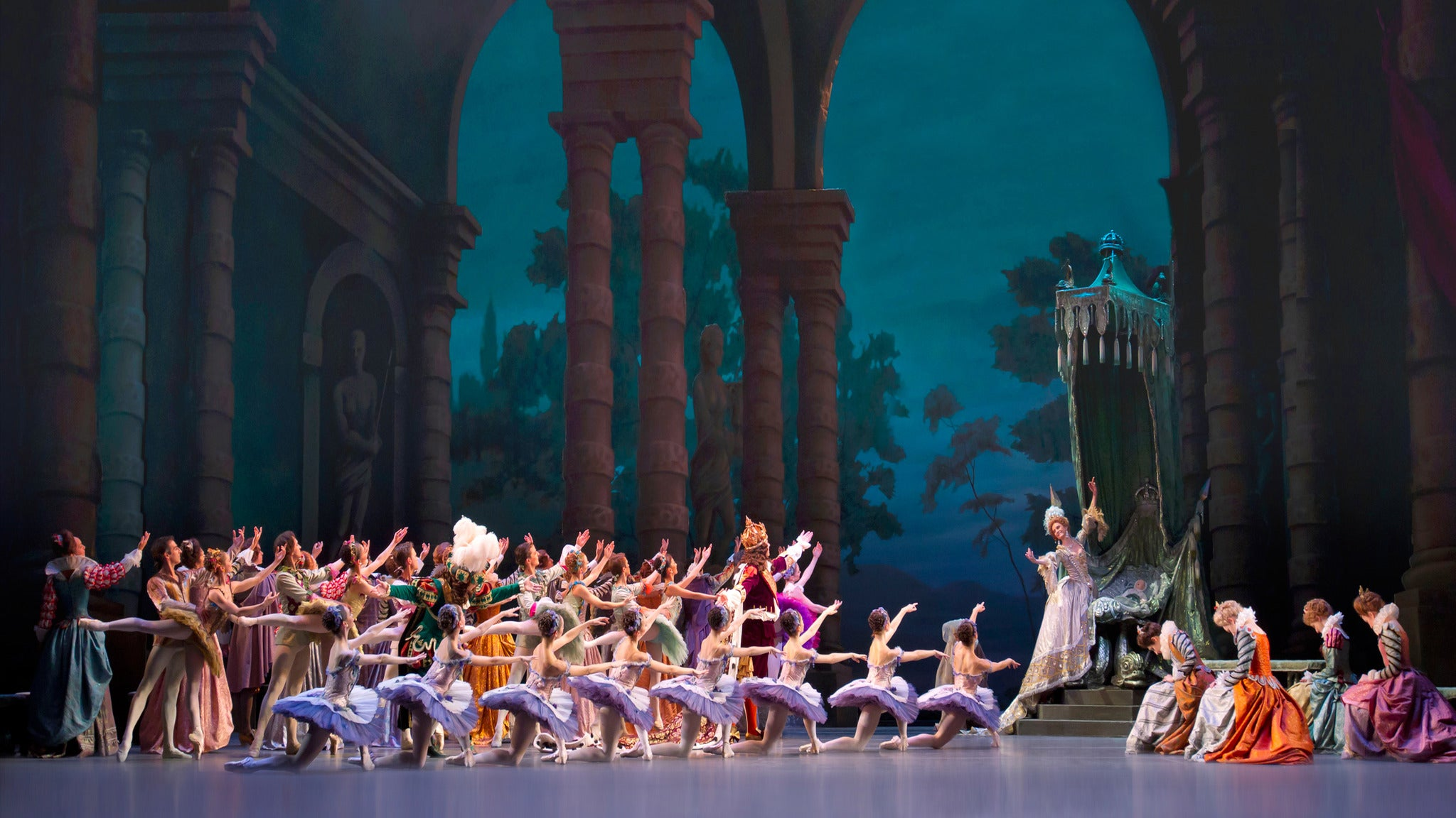 Sleeping Beauty at Keith Albee Theater