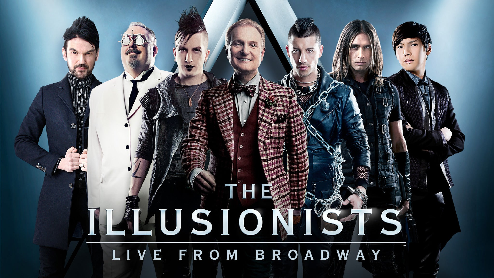 The Illusionists (Chicago) at Oriental Theatre Chicago