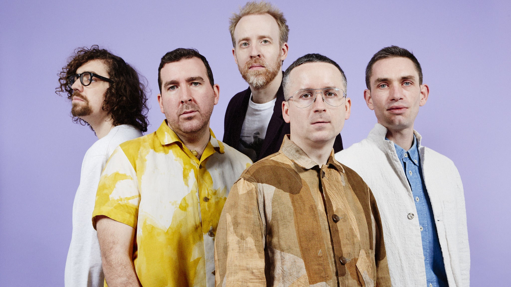 Hot Chip at Humphreys Concerts By the Bay