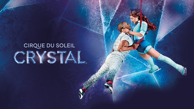 Cirque du Soleil: Crystal Seating Plan Genting Arena