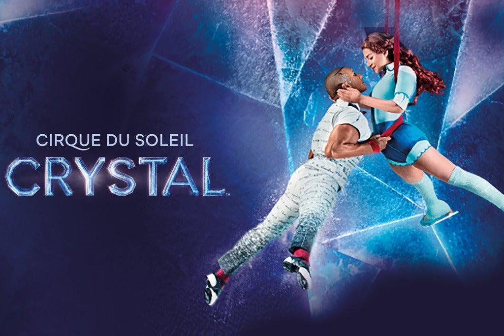 Share a Suite - Cirque du Soleil: Crystal