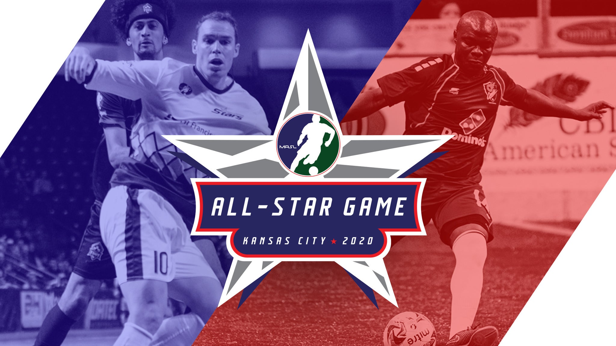 MASL ALL-STAR GAME EAST vs WEST at Cable Dahmer Arena