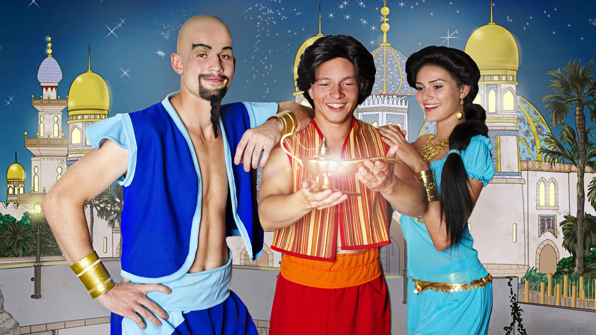 Aladdin at Orpheum Theatre-San Francisco