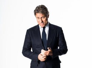 John Bishop: Right Here, Right Now Seating Plans