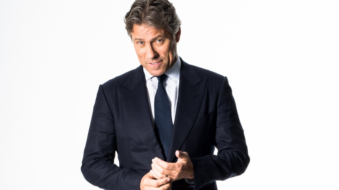John Bishop: Right Here Right Now tickets (Copyright © Ticketmaster)
