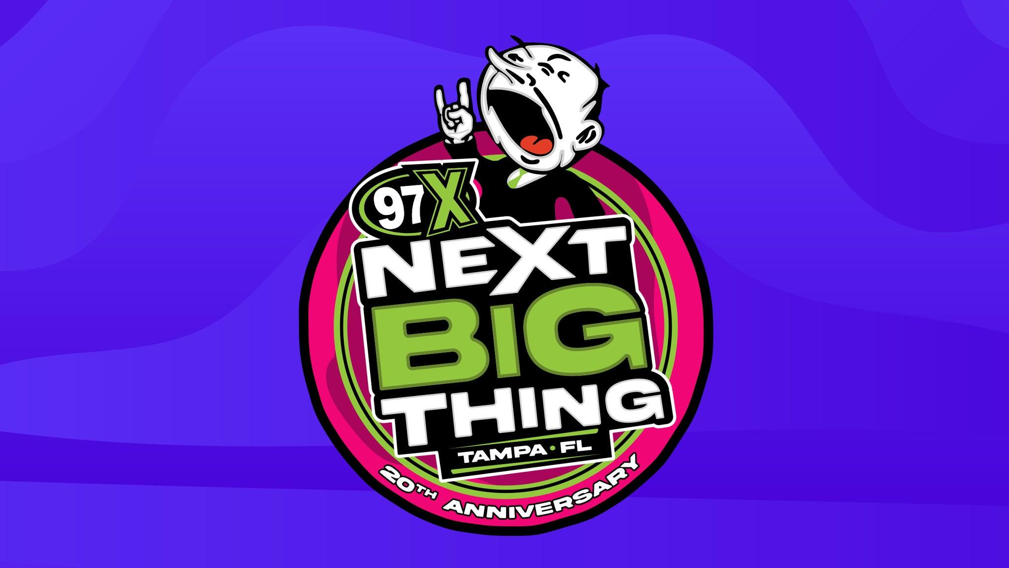 97X Next Big Thing - SUPER VIP Experience - Day 1