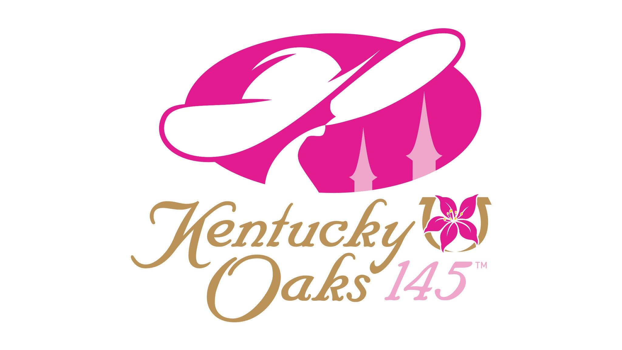 145th Kentucky Oaks  - Clubhouse Walk - No Seat