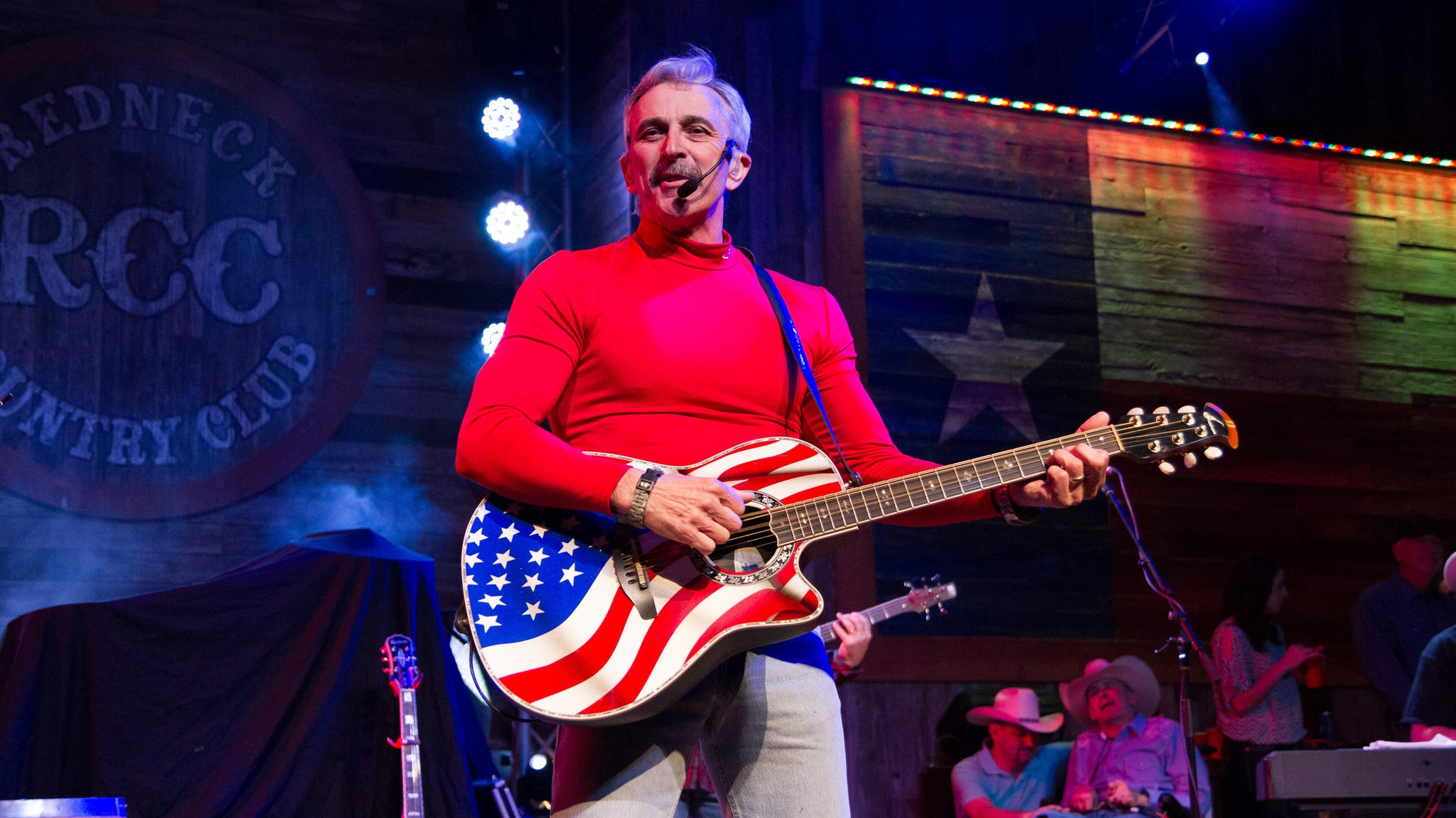 Aaron Tippin at William a Egan Civic and Convention Center
