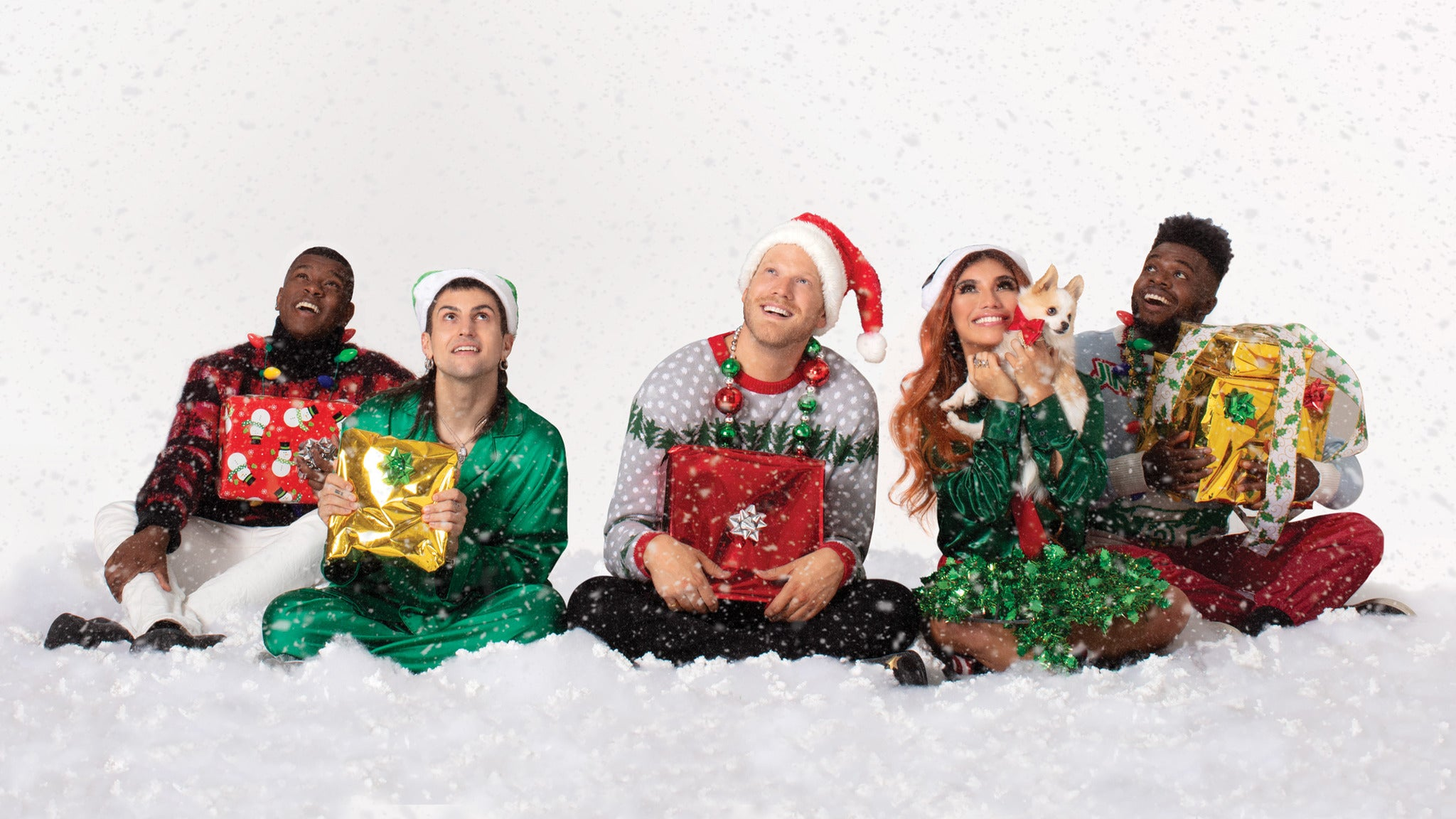 Pentatonix Christmas Youtube.Pentatonix Tickets Pentatonix Concert Tickets Tour Dates