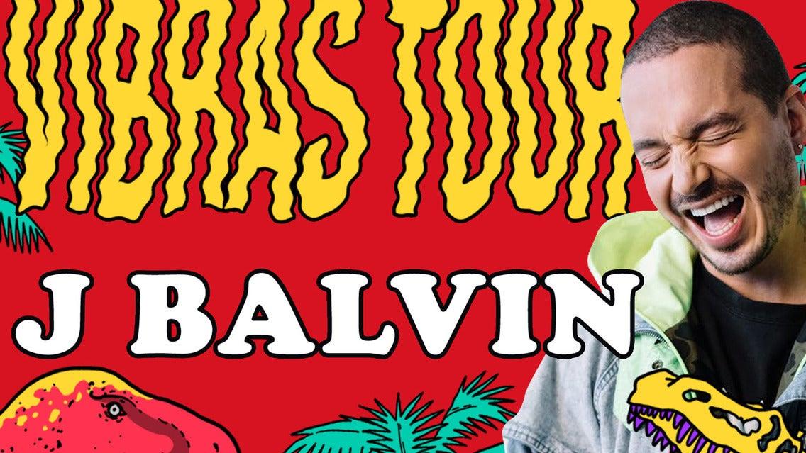 J Balvin Vibras Tour