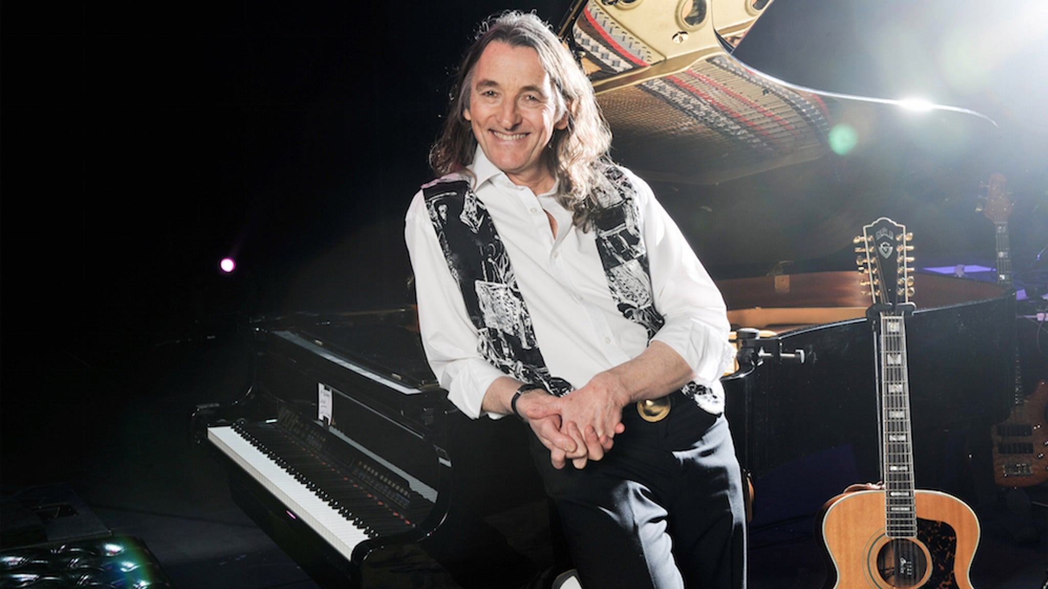 Roger Hodgson, formerly of Supertramp