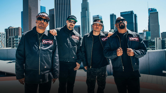 Cypress Hill - Virtual Concert - Live from The Roxy