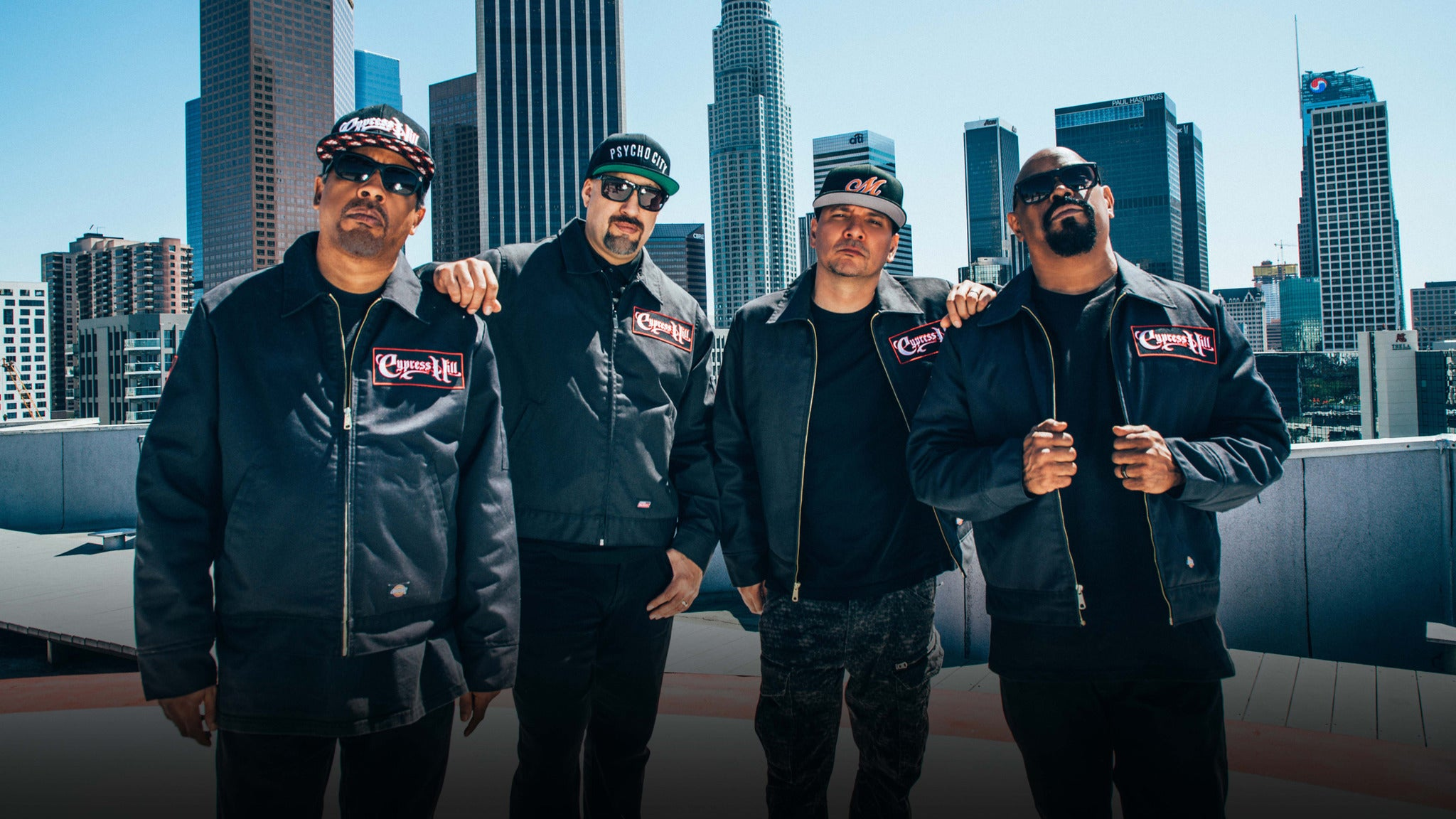 Cypress Hill w/ Hollywood Undead at The Depot
