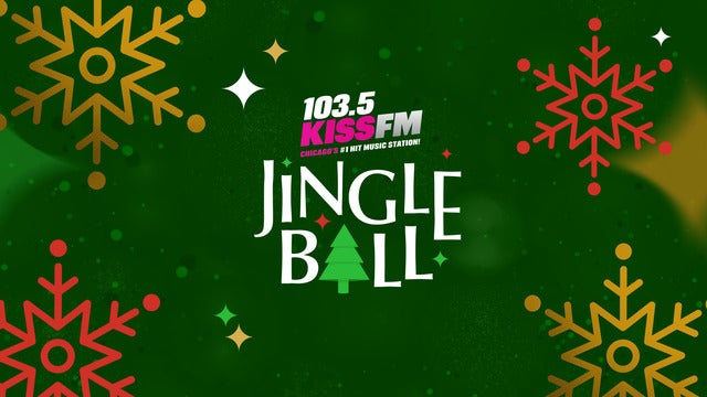 103.5 Kiss FM's Jingle Ball Presented by Capital One