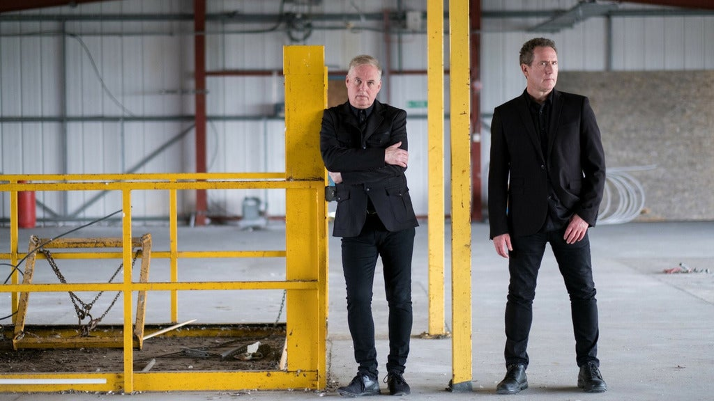 OMD - Seated