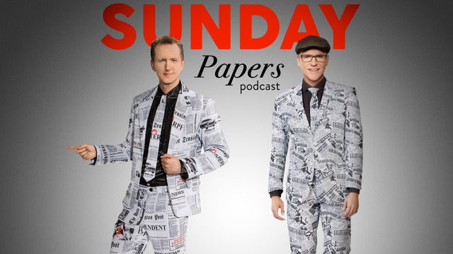 Sunday Papers Podcast