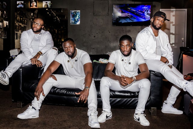 A Night With The Compozers Seating Plans