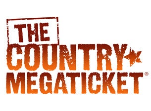 Country Megaticket 2018: Saratoga Performing Arts Center