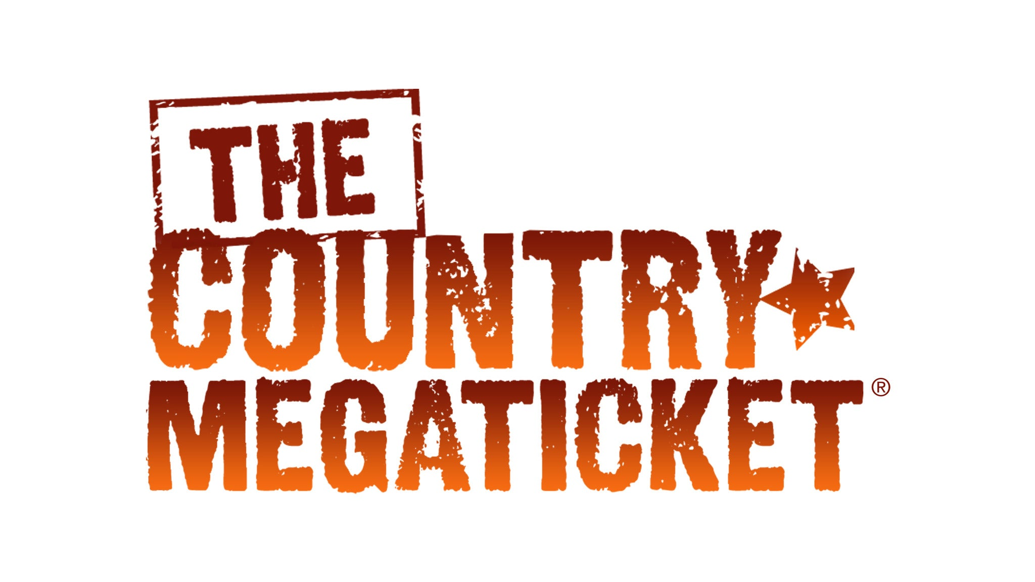 2020 Country Megaticket - Shoreline Amphitheatre