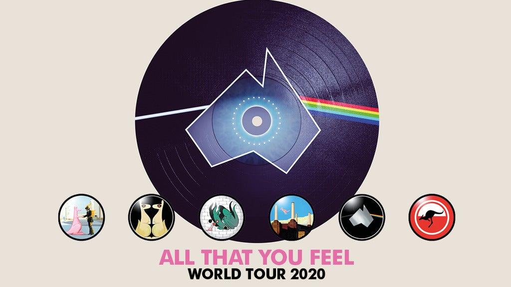 The Australian Pink Floyd Seating Plans