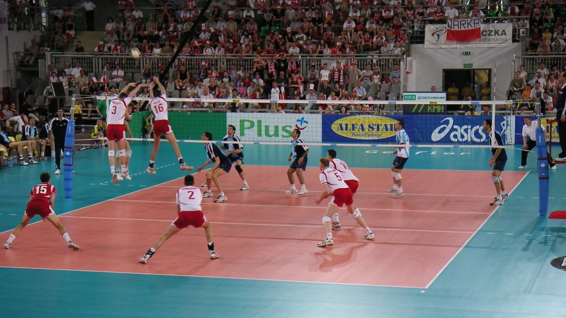 FIVB Volleyball World League at Sears Centre Arena