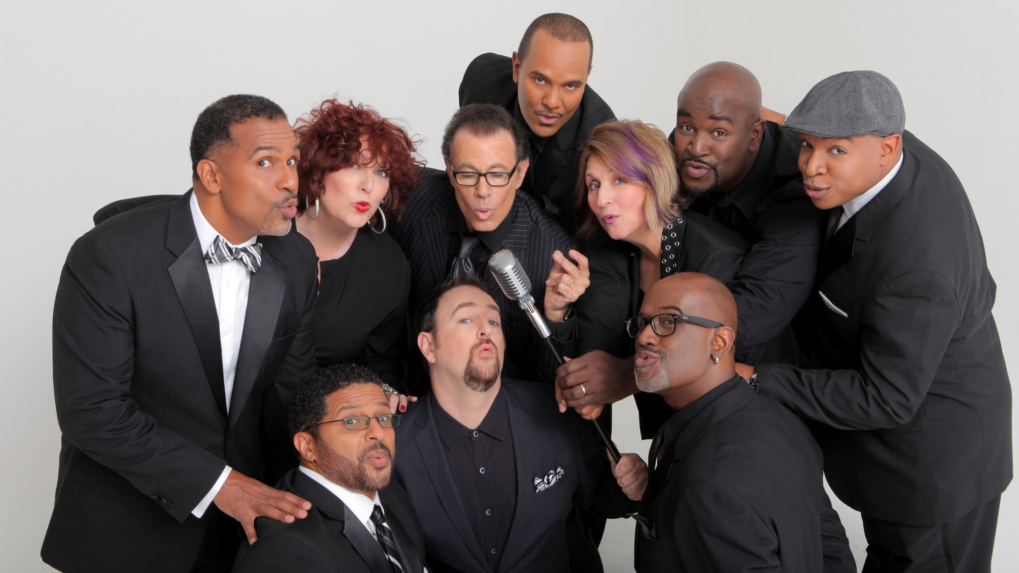 The Manhattan Transfer at Saban Theatre