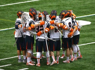 Syracuse University Mens Lacrosse vs. Notre Dame Mens Lacrosse