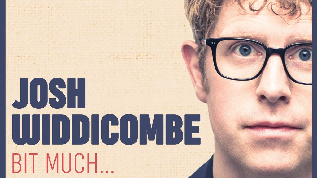 Hotels near Josh Widdicombe Events