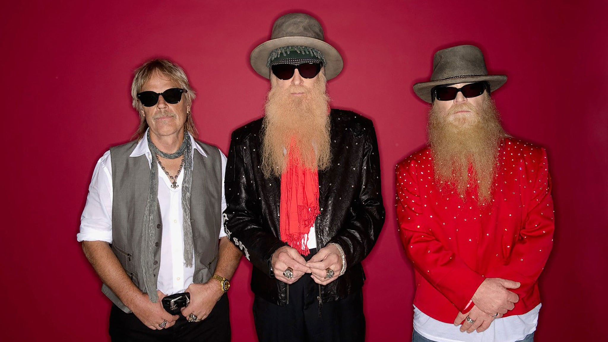 ZZ Top at War Memorial Stadium-AR