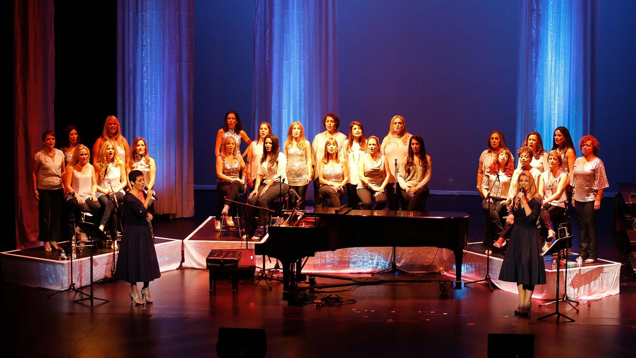 Brazilian Voices Concert:  Cabaret