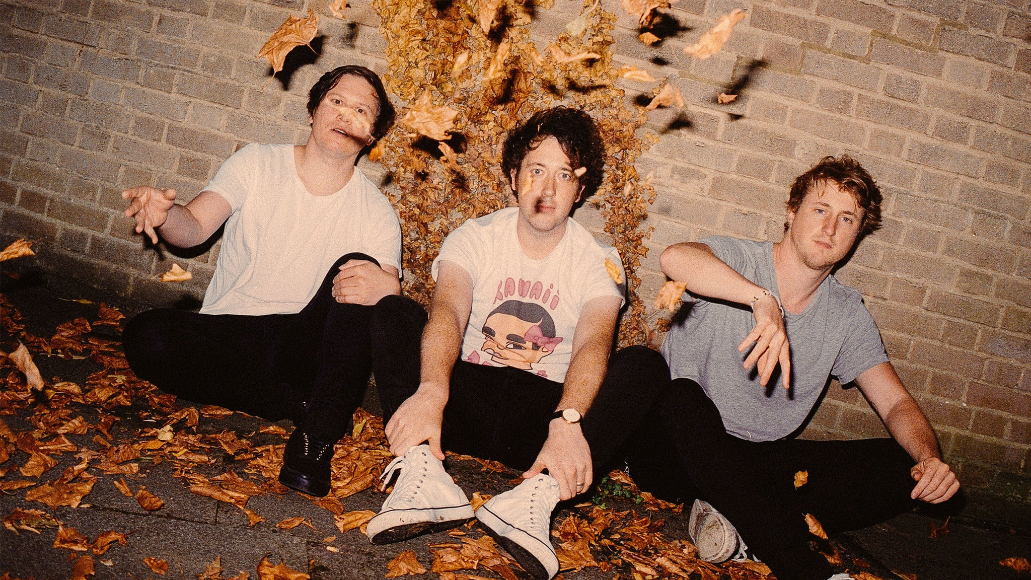 The Wombats with Blaenavon & Future Feats at The Observatory - Santa Ana, CA 92704