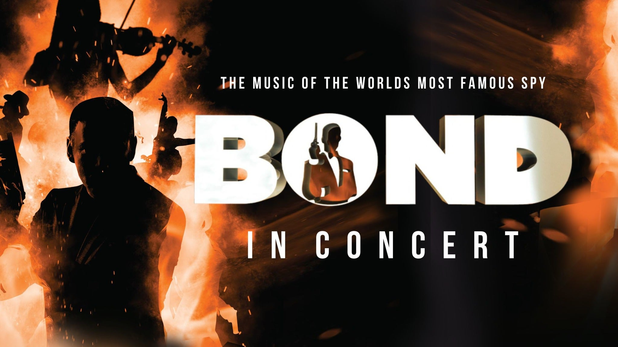 James Bond - in Concert Event Title Pic