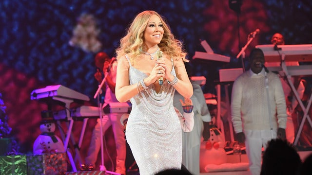Hallmark Channel Presents Mariah Carey All I Want For Christmas Is You