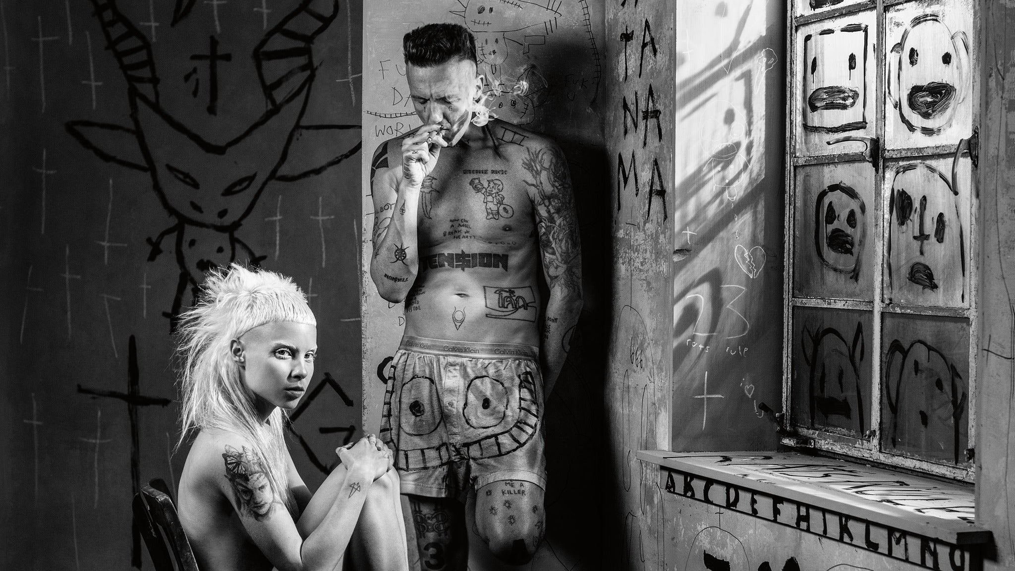Die Antwoord at House of Blues Dallas
