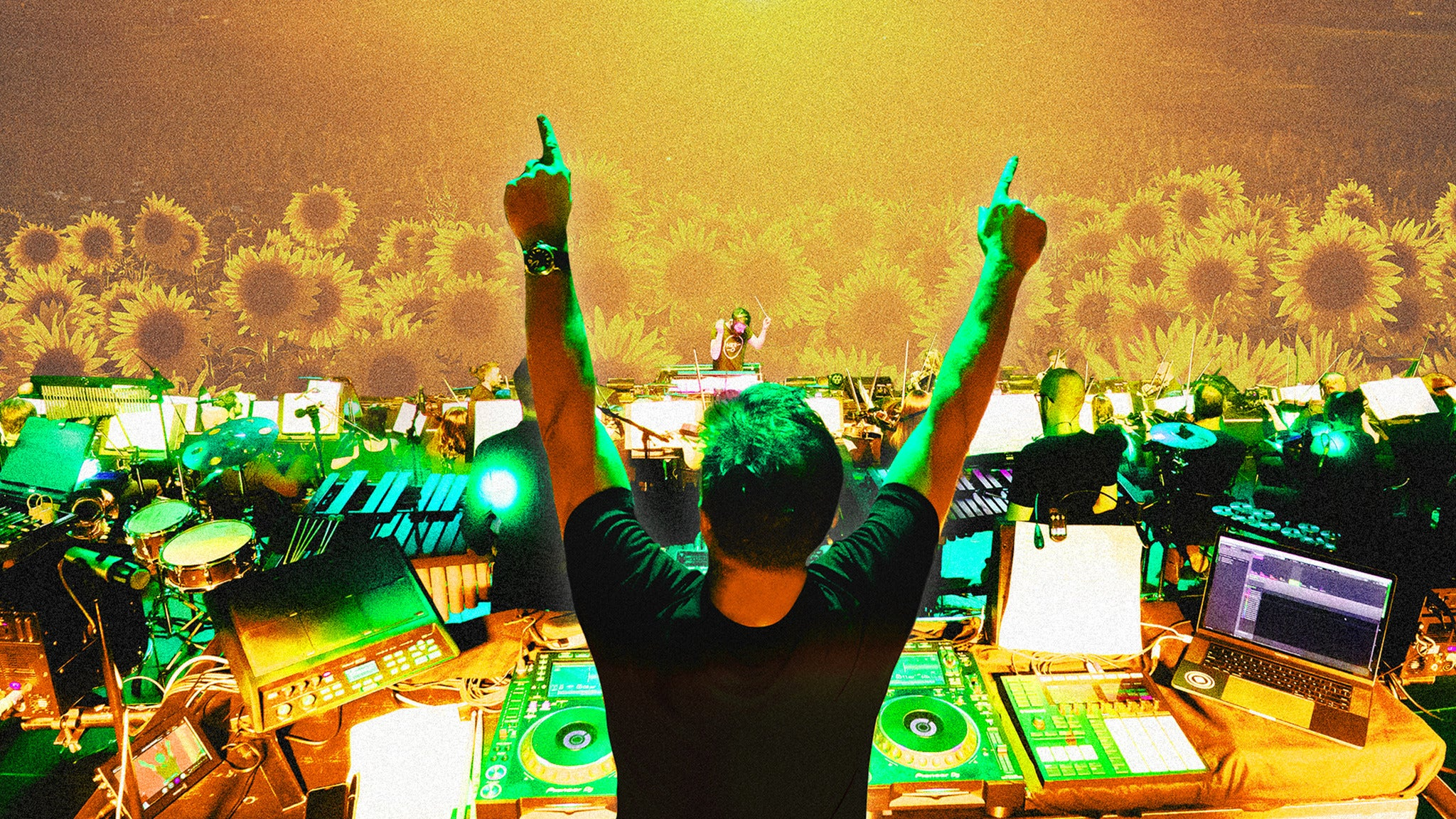 Pete Tong and The Heritage Orchestra tickets (Copyright © Ticketmaster)